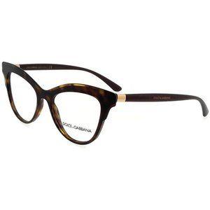 DOLCE & GABBANA DG3313-502-50 Eyeglasses